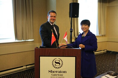 我院专家齐家辉受邀赴加拿大交流学习